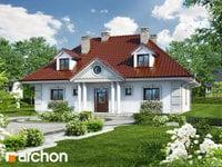 projekt - Dom w astrach [ 179,90 m2 ]