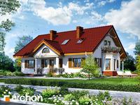 projekt - Dom pod jarząbem 3 [ 175,10 m2 ]