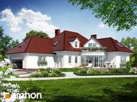 projekt - Rezydencja pod jodłami (G2) [ 242,37 m2 ]