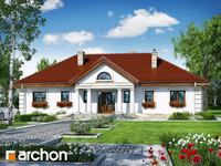 projekt - Dom pod osiką [ 147,80 m2 ]