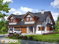 Dom w klematisach 9 (B)