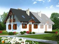 projekt - Dom w borówkach (B) [ 65,11 m2 ]