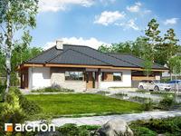 projekt - Dom w modrzykach (G2) [ 110,34 m2 ]