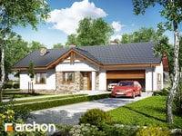 projekt - Dom w nerinach (G2) [ 83,22 m2 ]